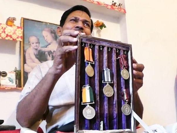 Ex-Servicemen Family Struggling For Self Respect
