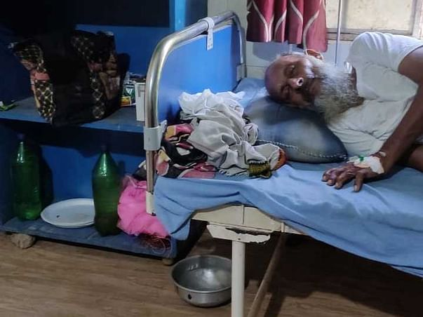 Help Ayub Alam 60 Yrs/O, To Recover From Stroke