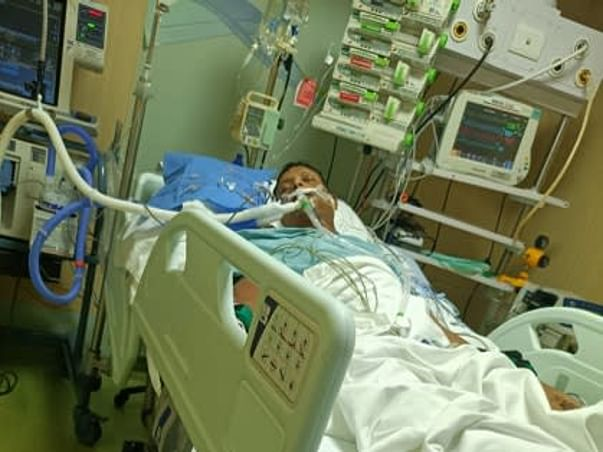 Please Help My Uncle To Undergo Cardiac Surgery and Treatment