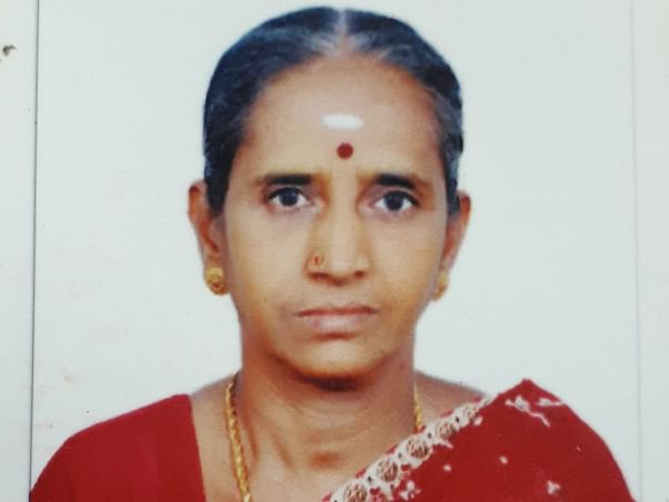Help My Mother Vijayalakshmi To Recover From Ovarian Cancer