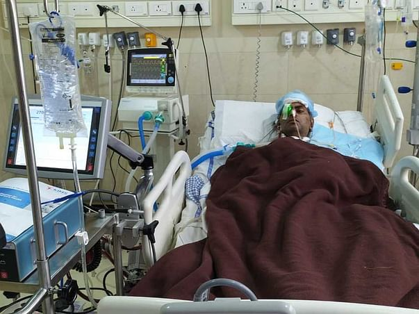Help Naresh Fight COVID
