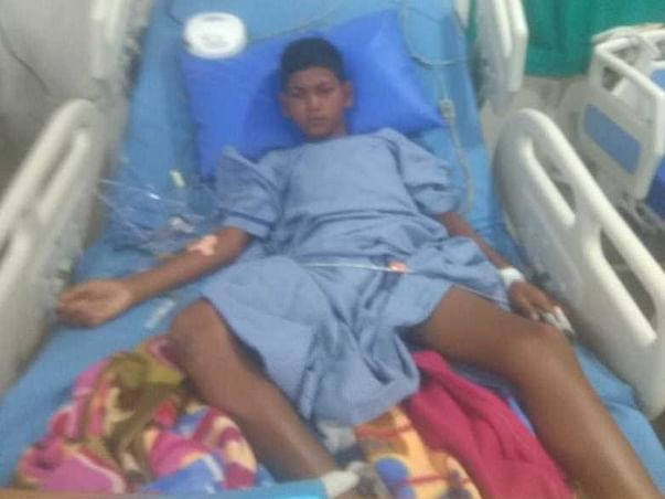 12 Years Old Kedar Saho Needs Your Help Recover From Snake Bite