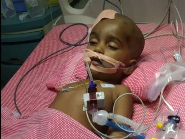 Support Nihal To Recover From Brain Cancer(Tumor)