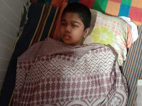 Help My Son Kadir Sayyed To Recover Intellectual Disability