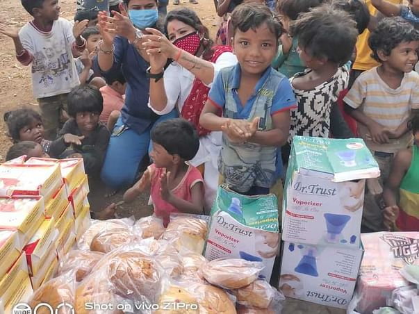 गुरु का लंगर (Fight Against Hunger)