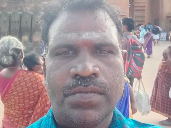 Help KATHIRAVAN  To Recover From Throat Cancer