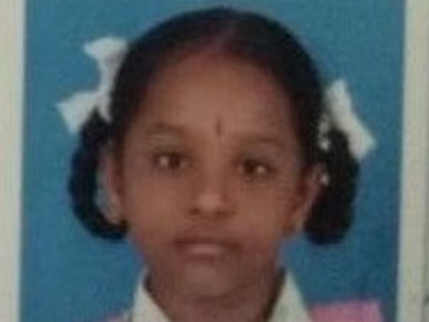 Help Poorani Pay Her School Fees