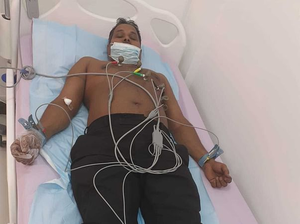 Support My Cousin Sheikh Akbar Ali To Undergo Kidney Transplantation
