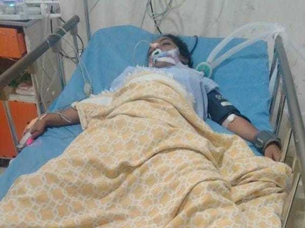 22 Years Old Mansi Banekar Needs Your Help Recover Brain Hemorrhage