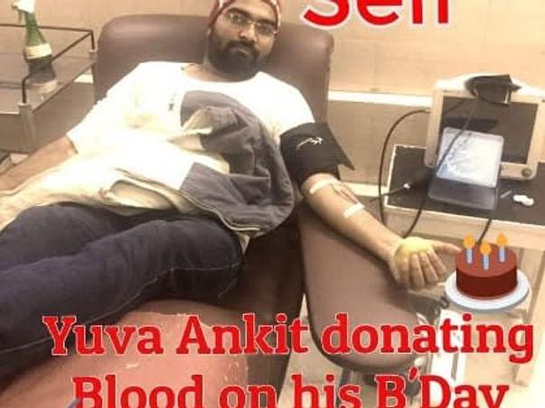 Yuva Life Savers - Project