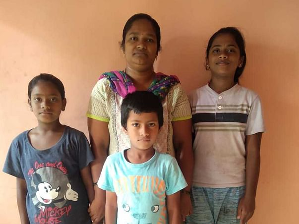 Help Educate Covid-19 Victims Hemavati's Children
