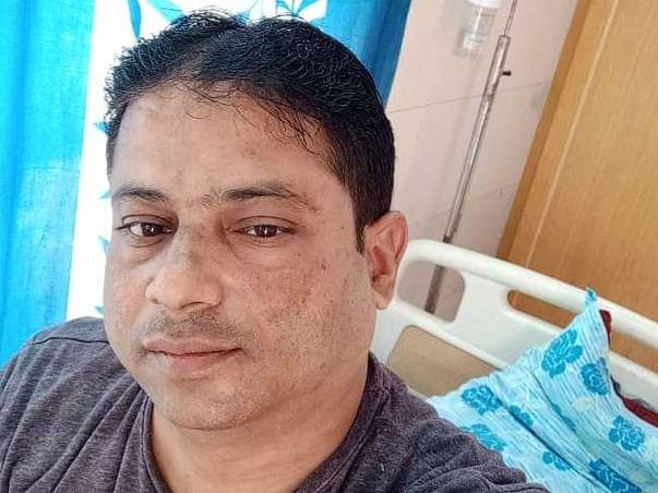 Support Vijay Kumar Sadhwani Recover From Accident