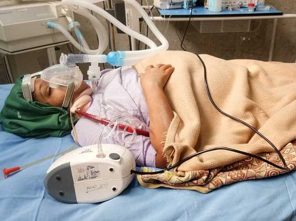 Help My Sister Fight Covid-19, Urgent!
