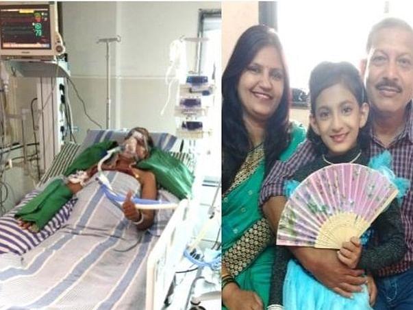 Support Vijay Deshmukh for ECMO Medical Treatment.