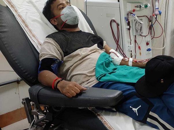 Help my friend Amit Rajpoot fight Kidney failure