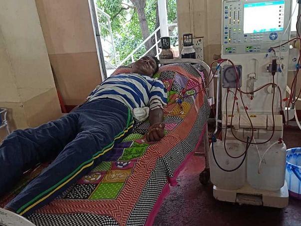 Help My Husband Sujit Paul 51 Yrs/O For Kidney Transplantation