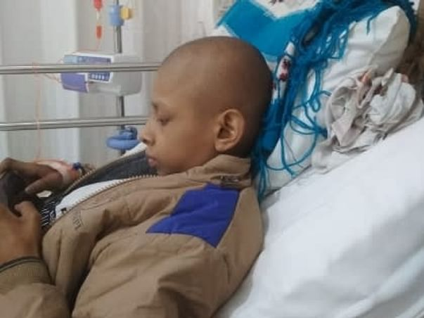 Support My Nephew To Recover From Heart Tumor