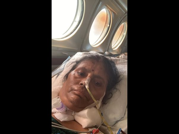 Support Shalini with her Post-COVID lung fibrosis treatment