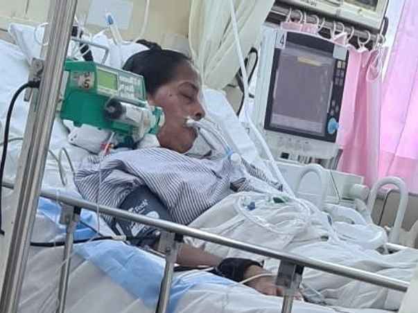Support Sonali Sujit Wadekar Recover From Arthritis And Paralysis