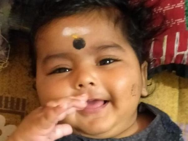 Support My Daughter Nithanya Shree To Recover From SMA Type-1 Disease