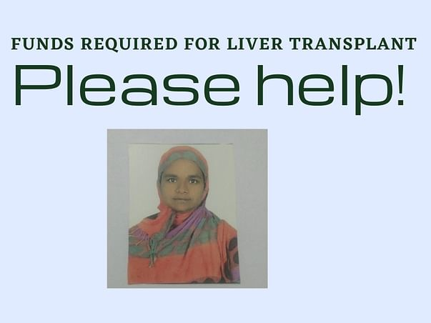 Help My Sister-in-law diagnosis with Chronic Liver Disease