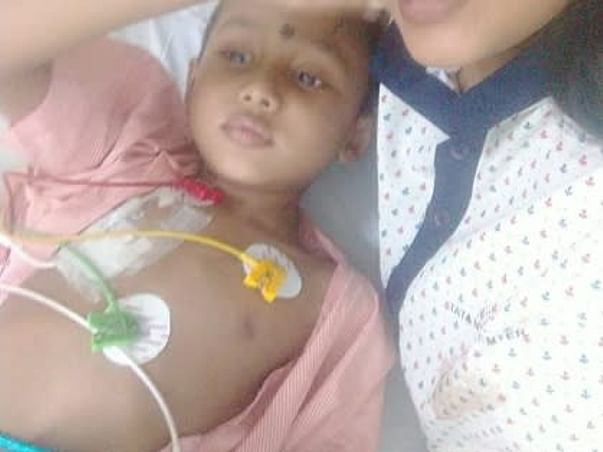 Help Debjit Recover From  Blood Cancer