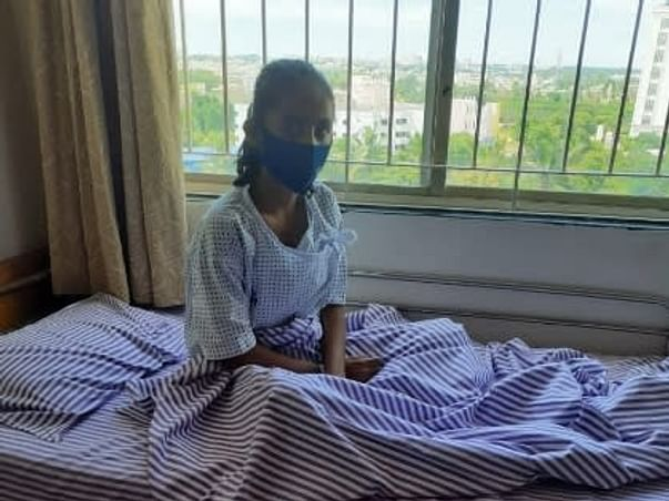 Support Poojitha Recover Redo Of Right Ventricle To Pulmonary Artery