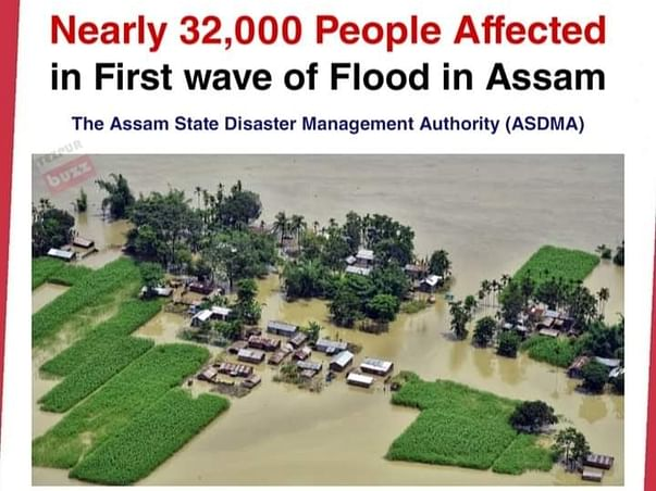 Help Flood Victims In Some Parts Of Assam