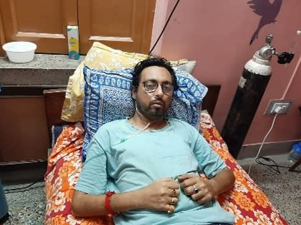 HELP ANIRUDDHA RAY(39) FIGHT FOR HIS LIFE