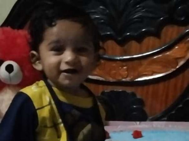 1 year old Nihal Pranav needs your help fight Intra Cranial Tumour