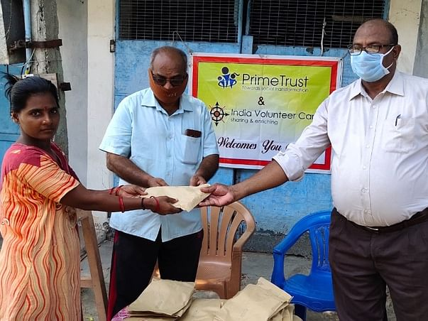 Support unemployed poor during Covid Pandemic