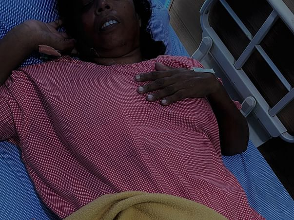 Help My Mother To Undergo Mitral Valve Replacement Surgery
