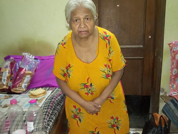 Help Margaret Fight Arthritis & Cataract In Her Old Age
