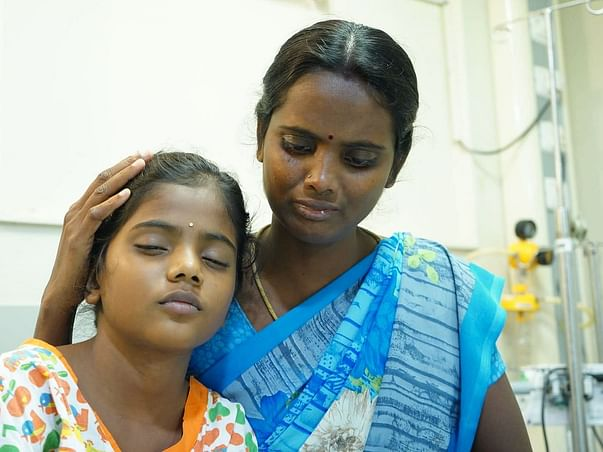Support Jyothi To Recover From Cardiovascular Disease