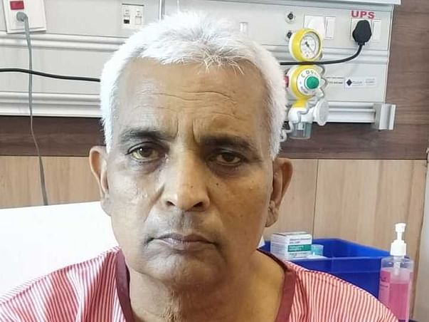 Help My Father In Liver Transplant