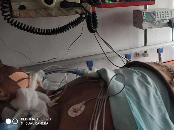 Help My Brother To Undergo Liver Transplantation