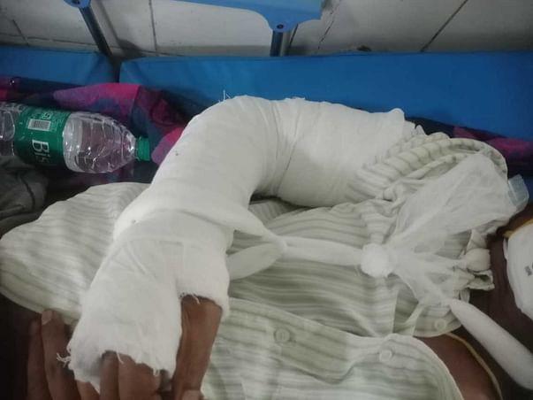 Help My Relative Sriramulu Fight Multiple Brain Hemorrhage