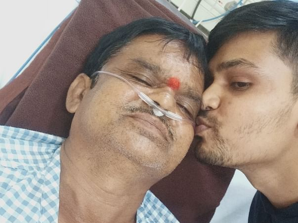 Please Help My Dad To Fight Against His Heart