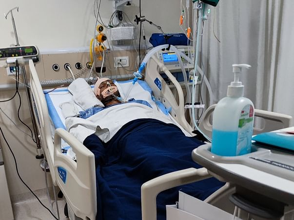 Help Chetan Recover From Head Injury