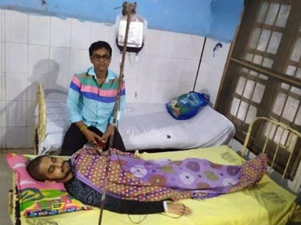Help My 18-Year-Old Son Debjeet Das Fight Blood Cancer