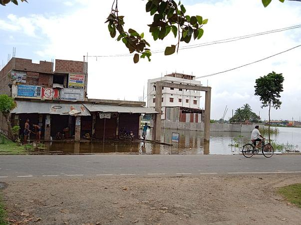 Support Flood Victims Of Bhagalpur, Bihar