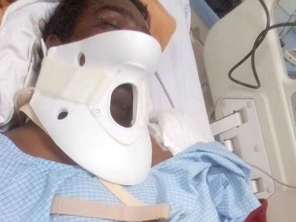 Support Sandila Lingam To Recover From Accidental Injuries