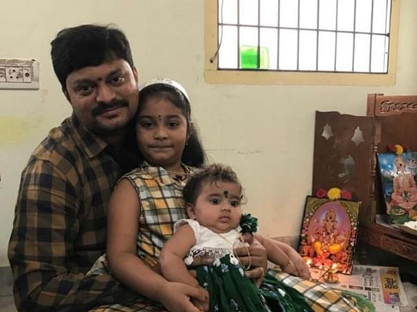 Support Ramanjaneya Reddy's Family