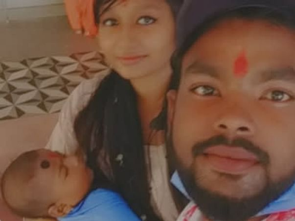 For My Wife And Son Kanishka And Kairav