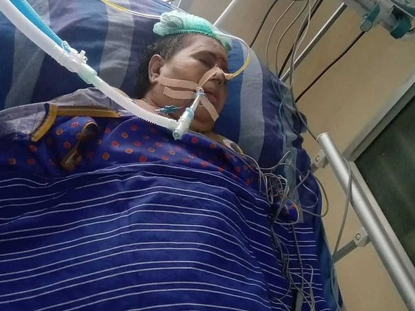 Help My Mother Selvi Recover From Multiple Disease