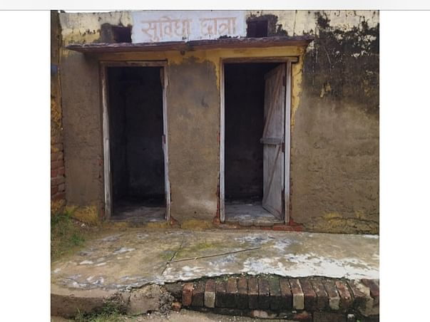 It's time to renovate15school toilets with healthy girls' periods.