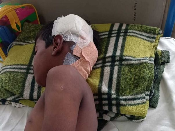 Save Little Mehraj From Tumour