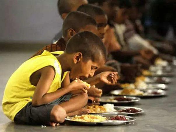 Food For Under Privileged Children