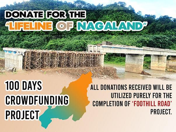 """""""LIFELINE Of NAGALAND"""""""
