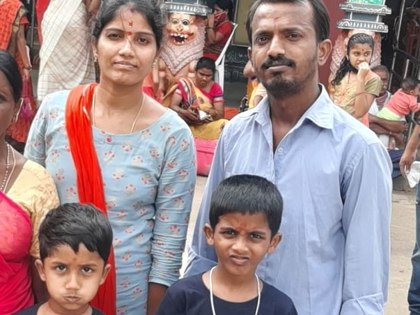 Support S Mahesh Chary To Recover From Kidney Failure